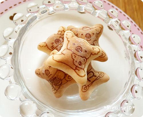 コアラのマーチ小倉トースト2