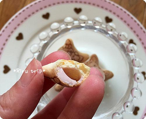 コアラのマーチ小倉トースト3