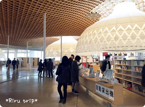 岐阜市立図書館グローブ3