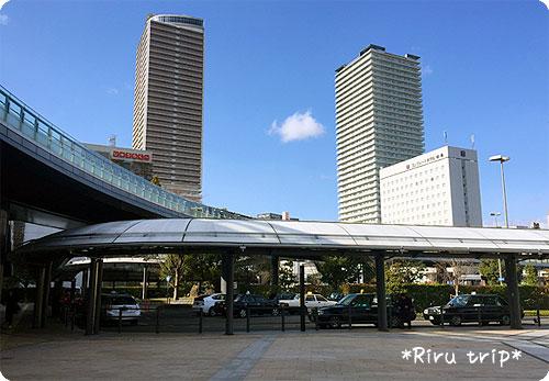 岐阜駅タクシー乗り場