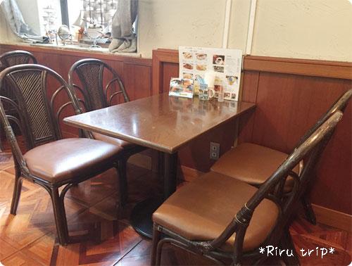 喫茶店ともしび5