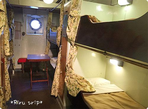 氷川丸三等室1
