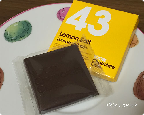 100%チョコレート3