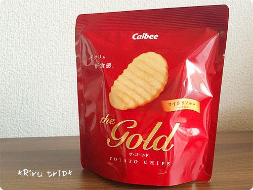 ポテトチップス-ザ・ゴールド